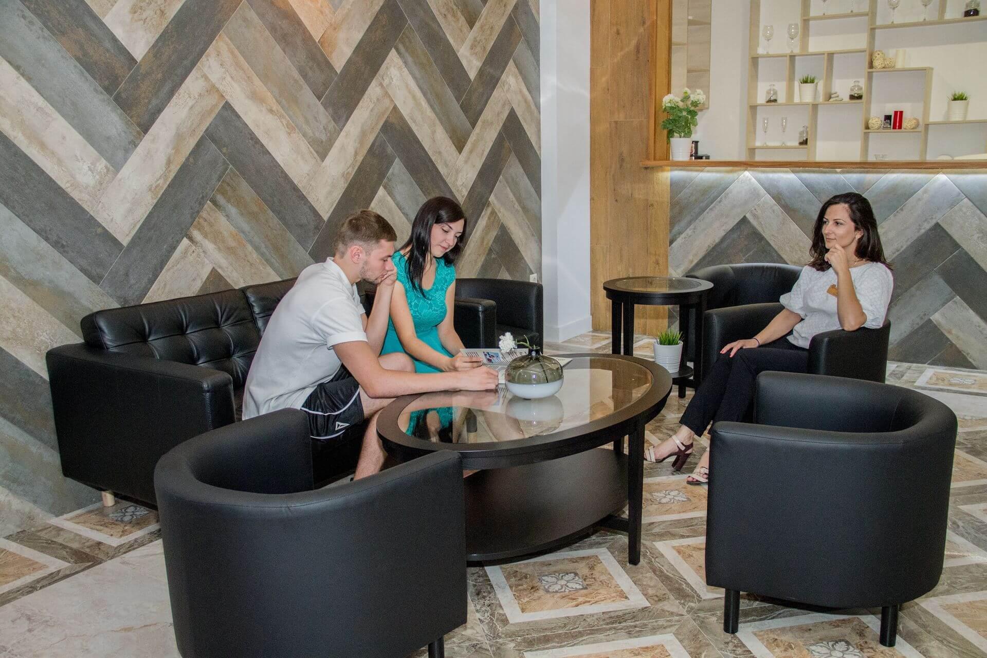 СПА салон - Гранд отель Гагра - отель европейского уровня в Абхазии (Grand Hotel Gagra)