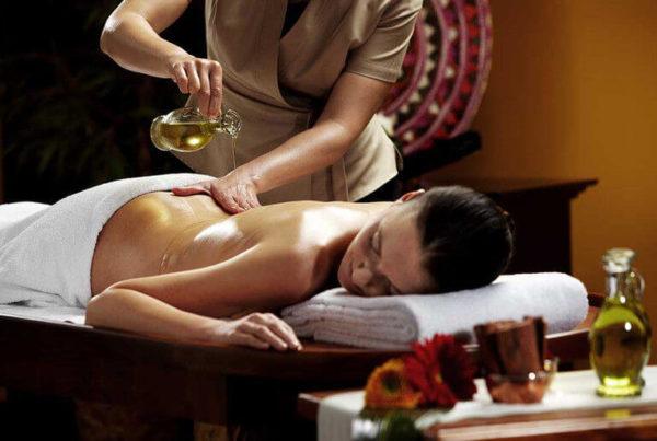 Индийский массаж - СПА комплекс - Гранд отель Гагра - отель европейского уровня в Абхазии (Grand Hotel Gagra)