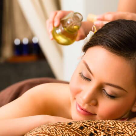 Тайский масляный массаж - СПА комплекс - Гранд отель Гагра - отель европейского уровня в Абхазии (Grand Hotel Gagra)