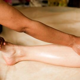 Тайский массаж ног- СПА комплекс - Гранд отель Гагра - отель европейского уровня в Абхазии (Grand Hotel Gagra)