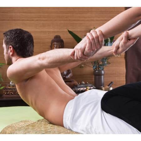 Тайский йога-массаж - СПА комплекс - Гранд отель Гагра - отель европейского уровня в Абхазии (Grand Hotel Gagra)