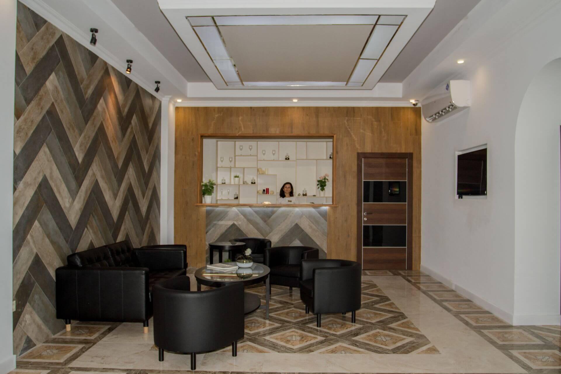 СПА комплекс - Гранд отель Гагра - отель европейского уровня в Абхазии (Grand Hotel Gagra)